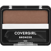 CoverGirl Bronzer, Copper Radiance 102
