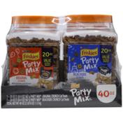 Purina Friskies Made in USA Facilities Cat Treats, Original Crunch & Beachside Crunch Variety Pack
