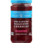 Tillen Farms Cherries, Maraschino, Fire & Spiced