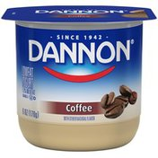 Dannon Coffee Lowfat Yogurt