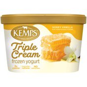 Kemps Triple Cream Honey Vanilla Frozen Yogurt