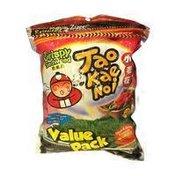 Tao Kae Noi Hot & Spicy Crispy Seaweed Value Pack