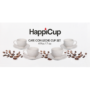 Happi Cup Cup Set, Cafe Con Leche