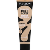 Revlon Foundation, Matte, Ivory 110