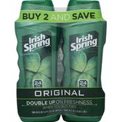 Irish Spring Body Wash, Original