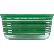 Pyrex Storage Dish, Green Lane, 4 Cup