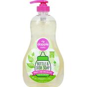 Dapple Bottle & Dish Soap, Apple Pear