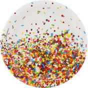 Party Creations Plates, Sprinkles