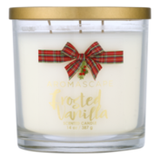 Aromascape Scented Candle Frosted Vanilla