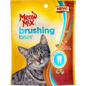 Meow Mix Brushing Bites Real Chicken
