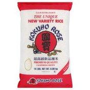 Kokuho Rose Rice, Sushi