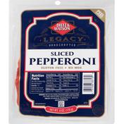 Dietz & Watson Pepperoni, Sliced