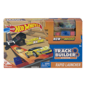 Hot Wheels Track Builder System Rapid Launcher