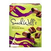 SnackWell's Nabisco SnackWell's 150 Calories Fudge Creme Brownie Bites - 5 PK