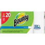 Bounty Select-A-Size, White, Huge Rolls = 20 Regular Rolls  Paper Towels