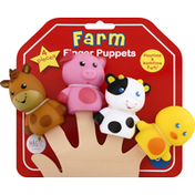 Magic Years Finger Puppets, 0+
