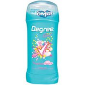 Degree Tropical Power Invisible Solid Anti-Perspirant & Deodorant