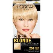 L'Oreal 200 Bleach Blonde Creme Lightening Kit
