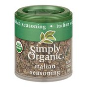 Simply Organic Italian Seasoning