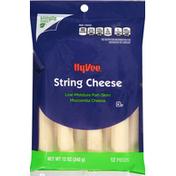Hy-Vee String Cheese