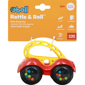 Bright Starts Toy, Easy-Grasp, Rattle & Roll