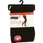 No nonsense Leggings, Cotton, Black, Large
