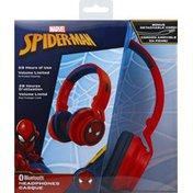 Marvel Headphones, Bluetooth
