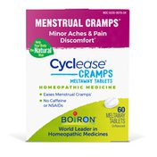 Boiron Cyclease Cramp Tablets for Menstrual Cramps, Homeopathic Medicine