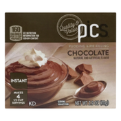 PICS Instant Chocolate Pudding