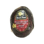 Boar's Head Maple Glazed Honey Ham