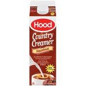 Hood Country Creamer Hazelnut Coffee Creamer