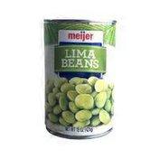 Meijer Lima Beans