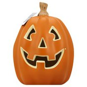 Season Brand Light-Up Pumpkin, Realistic, Large