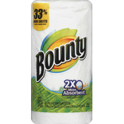 Bounty Paper Towels, Print, 2-Ply