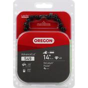 Oregon Saw Chain, S49, 14 Inches