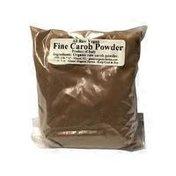 Glaser Organic Farms Carob Fine Powder