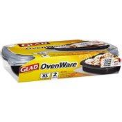 Glad Oven Ware Pans & Lids