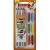 BiC Pencils, Stripes, No. 2