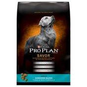 Purina Pro Plan Savor Shredded Tuna & Rice Adult Dog Food