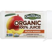 Old Orchard 100% Juice, Organic, Peach Mango