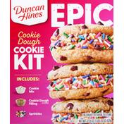 Duncan Hines Cookie Kit, Cookie Dough