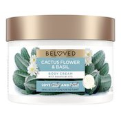 Love Beauty And Planet Body Cream Cactus Flower And Basil