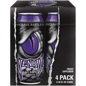 Venom Energy Supplement, Mojave Rattler