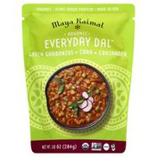 Maya Kaimal Everyday Dal, Organic, Green Garbanzos + Corn + Coriander
