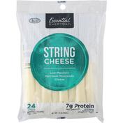 Essential Everyday String Cheese, Part-Skim, Mozzarella, Low-Moisture