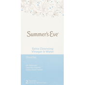 Summer's Eve Cleansing Vinegar & Water Douche