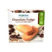 Fit & Active Low Fat Fudge Ice Cream Bars