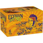 Elysian Contact Haze Hazy IPA Beer Cans