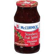 McCormick® Strawberry Fruit Spread