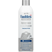 Faultless Ironing Spray, Pro Grade, Protect Finish, Premium